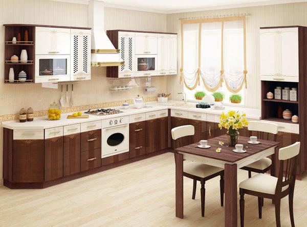 Производство кухни на заказ, преимущества и особенности