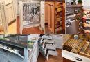 Кухонные шкафы для удобного приготовления пищи
