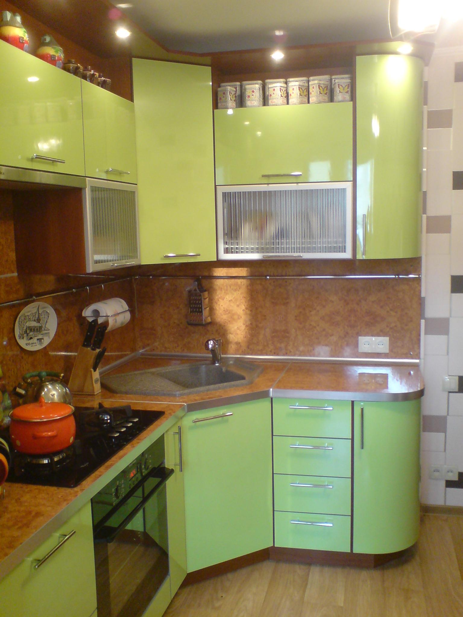 Кухня с угловой мойкой фото дизайн