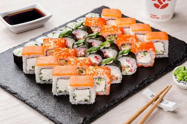 Японская кухня- суши